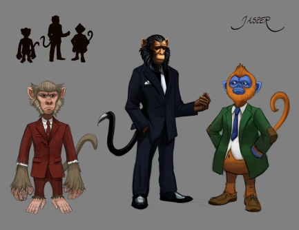 Monkey-Business-Line-up